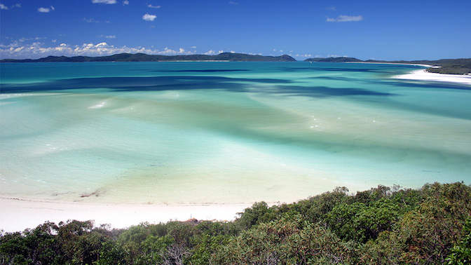 Whitehaven Beach - Whitsunday Islands, Australia