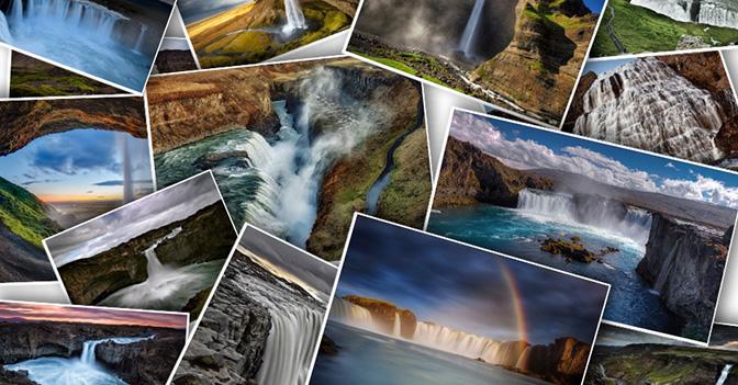 Seven of Iceland's stunning waterfalls