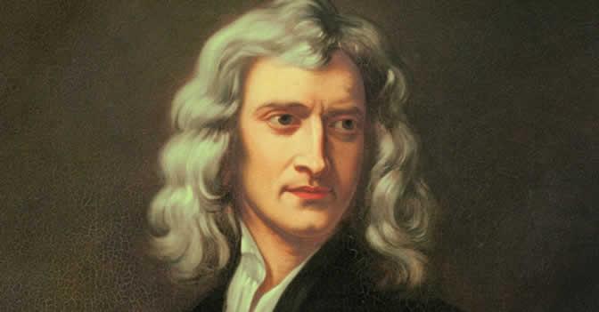Sir Isaac Newton Invented the Cat Door