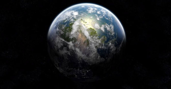 "The Name ""Earth"" Comes From Anglo-Saxons"